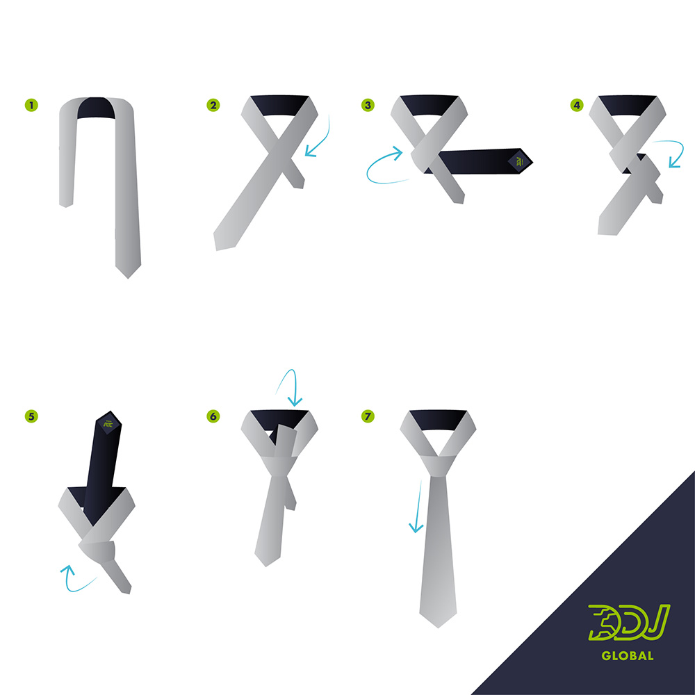 How To Tie A Tie Easy In 7 Steps