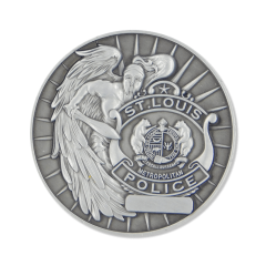 St. Louis Police Challenge Coins